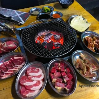 Authentic BBQ & Nabe @ Taman Bukit Maluri, Kepong