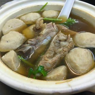 Bak Kut Teh – Restoran Kai Tian, Kepong