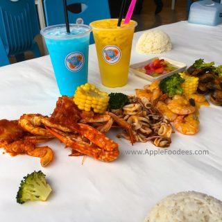 BLUE Inn Seafood @ Kepong