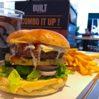 BUILT Custom Burgers @ NU Sentral Mall