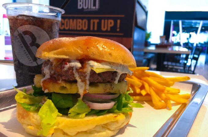 Built Custom Burgers - Beef Burger