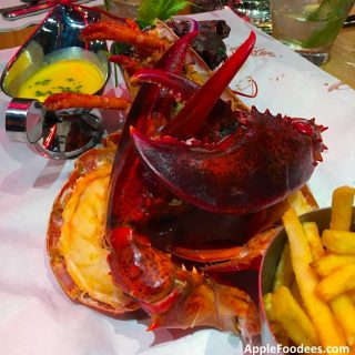 Burger and Lobster Malaysia @ Sky Avenue, Genting Highlands