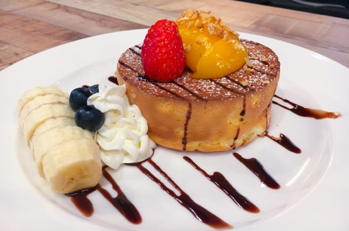 Franco - Fruity Pancake