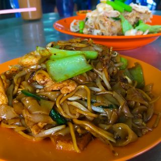 Fried Noodles @ Restaurant Yu Yee, Ipoh