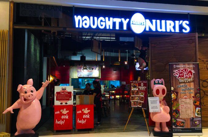 Naughty Nuri at Atria Shopping Gallery