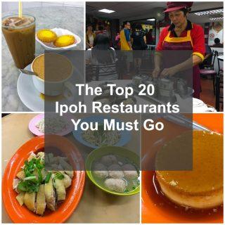 The 20 Ipoh Restaurants You Must Go – Ipoh Food