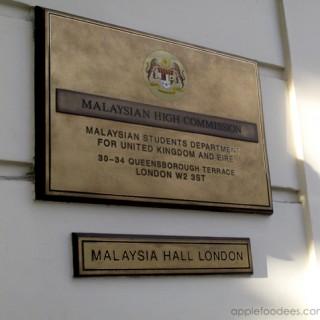 Malaysia Hall London – Bayswater