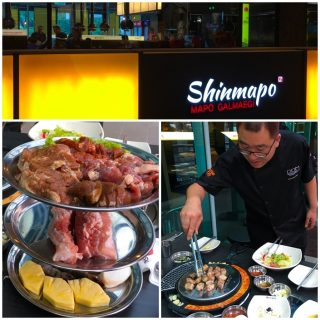 Shinmapo Korean BBQ at SS15, Subang